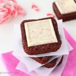 Peppermint Bark Cakes