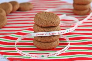 ginger cookies | roxanashomebaking.com