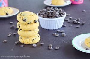 chocolate chips cookies | roxanashomebaking.com