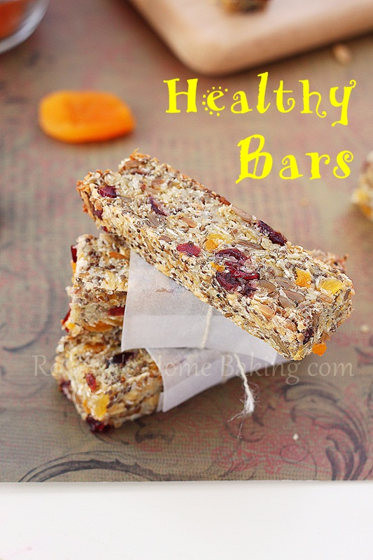 healthy snack bars healthy snack bars recipe 28477