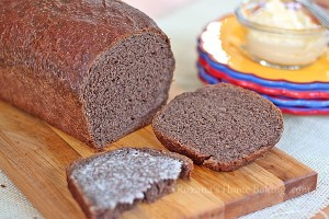 Steakhouse Homemade Bread Recipe