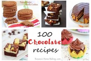 100 Chocolate recipes