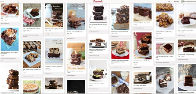 chocolate brownies recipes ~ 100 chocolate recipes | Roxanashomebaking.com