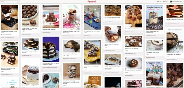 chocolate desserts  ~ 100 chocolate recipes | Roxanashomebaking.com