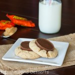 Peanut Butter Cup Blossom Cookies