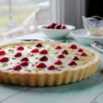 White Chocolate Cranberry Tart