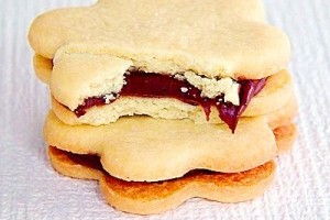 Sandwich Sugar Cookies