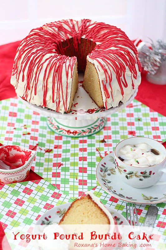 yogurt pound bundt cake recipe roxanashomebaking 4