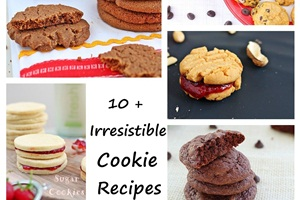 10+ Irresistible Cookie Recipes from Roxanashomebaking.com