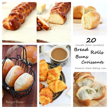 20 bread recipes