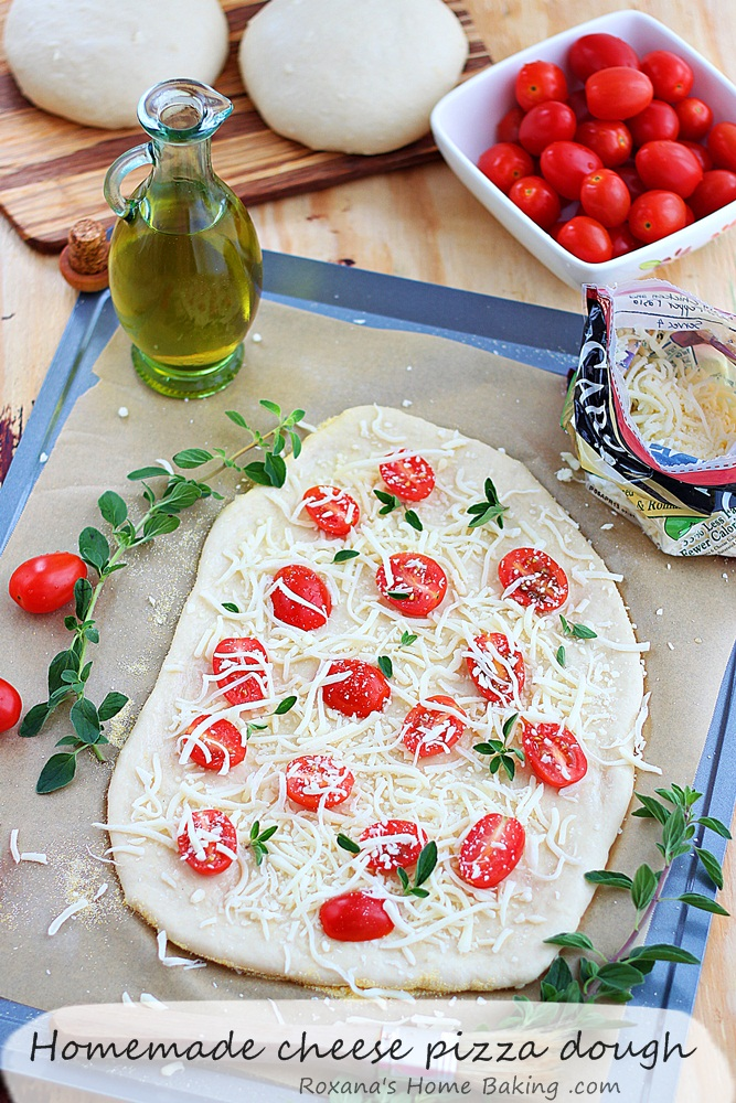 handmade pizza dough cheese pizza with pizza dough 6291