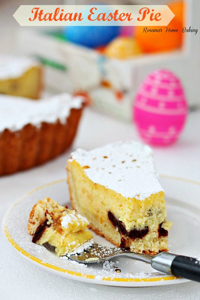 Italian Easter pie recipe