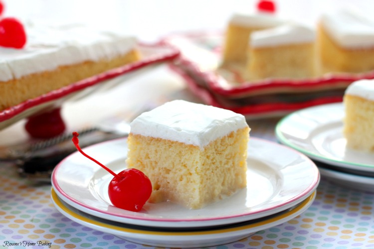 Dominican Cake Recipe With Condensed Milk