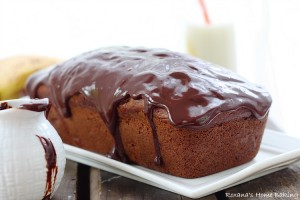 chocolate marble banana bread recipe 1