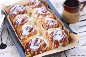 overnight cinnamon rolls recipe2