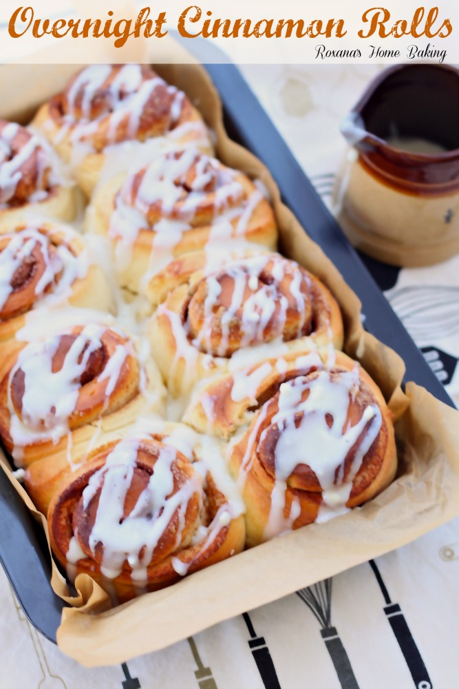 The BEST cinnamon rolls - Soft and buttery sweet rolls with swirls of brown sugar and cinnamon and topped with cream cheese icing