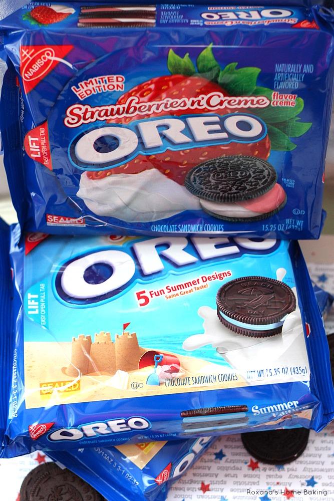 Summer Oreo cookies 2