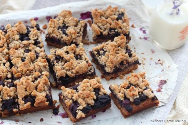 blueberry almond bars recipe 2