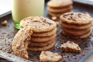 peanuts chocolate cookies recipe 2