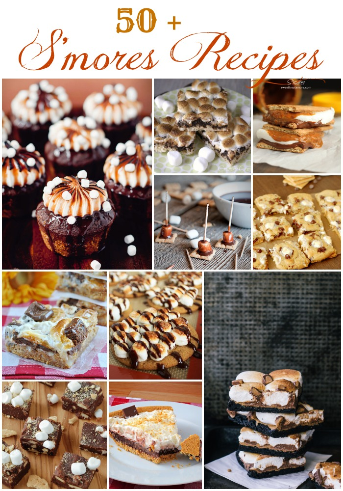 50+ S'mores recipes 3