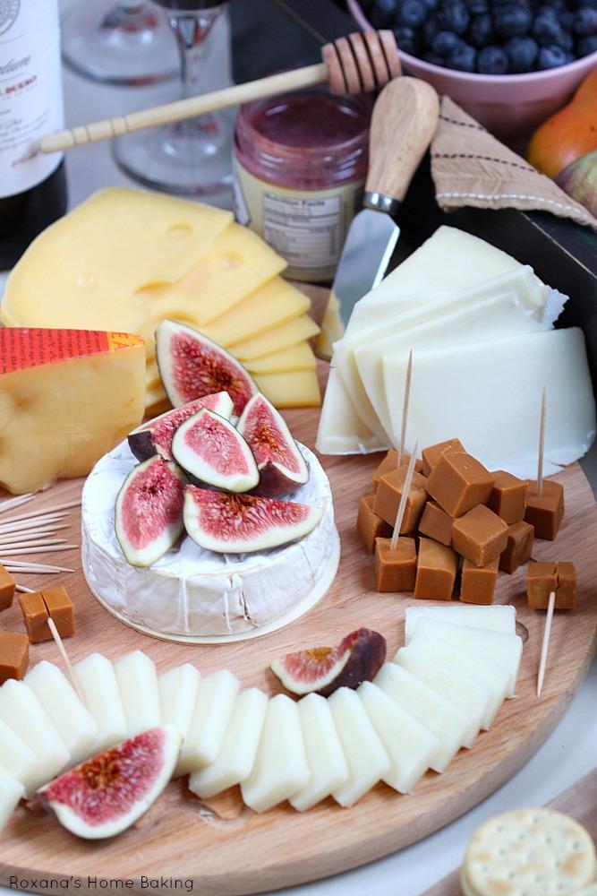 Cheese platter 3
