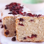 Coconut Dried Fruit Quick Bread
