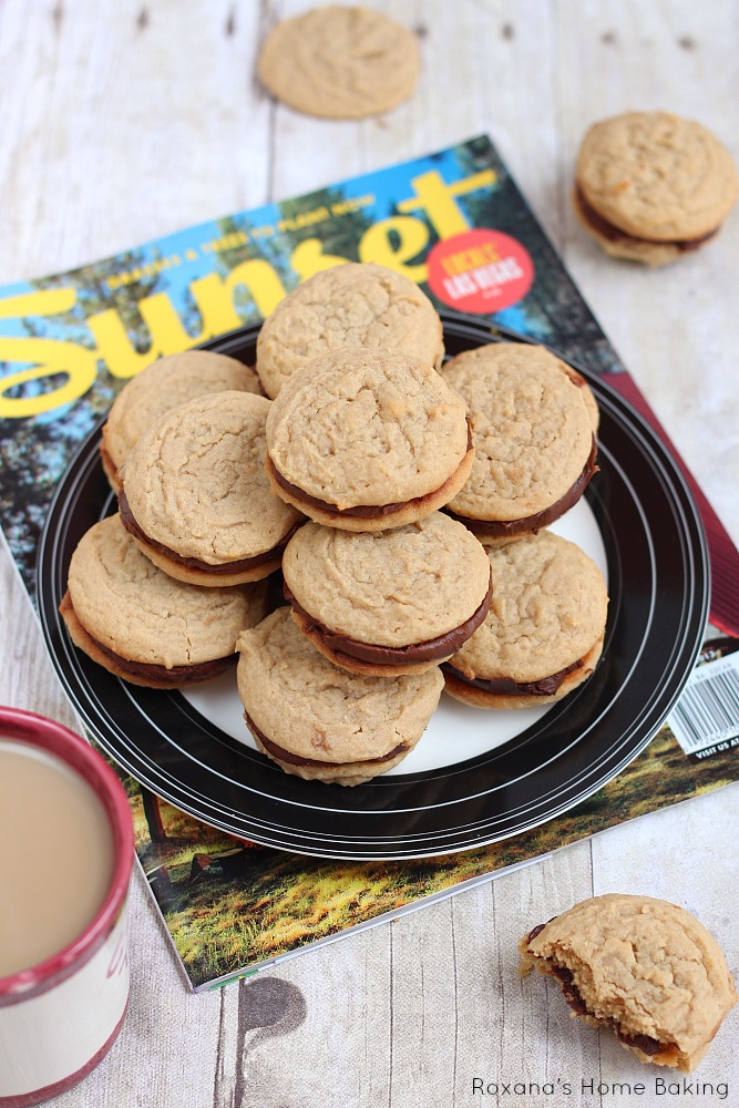 Fudge filled irresistible peanut butter cookies #Safewayholiday # ...