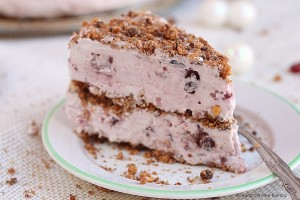 no bake fruit cake