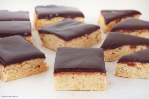 no bake peanut butter chocolate bars recipe