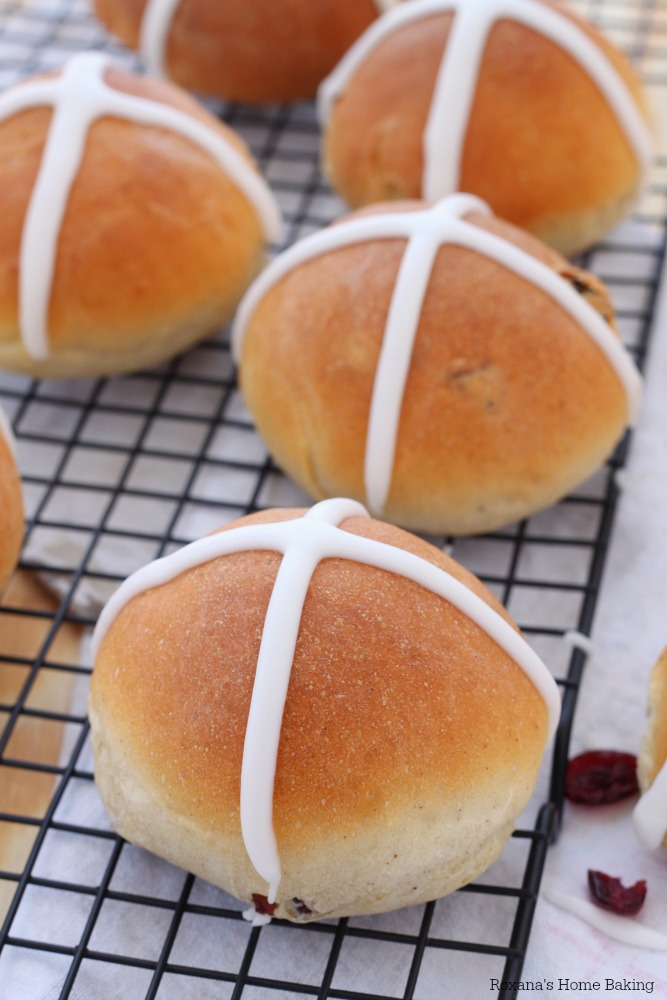 Hot cross buns recipe 2