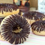 chocolate glazed baked donuts recipe