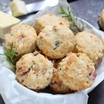 rosemary potato bacon biscuits recipe