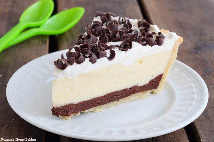 Chocolate Pudding Rolls