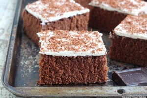chocolate cake with coffee frosting recipe