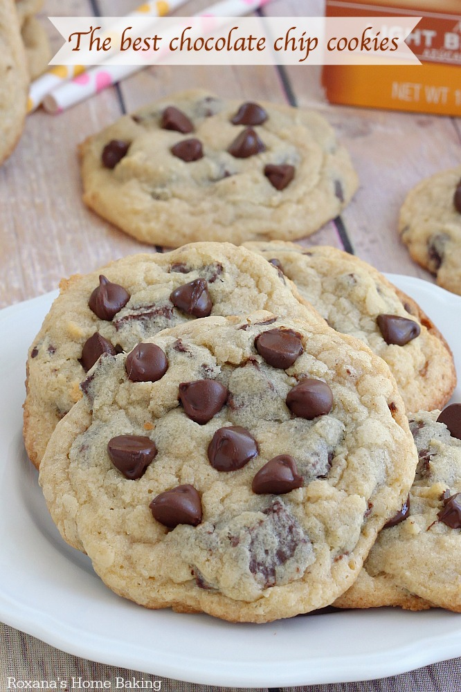the best chocolate chip cookies recipe 1