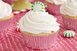 double peppermint cupcakes recipe