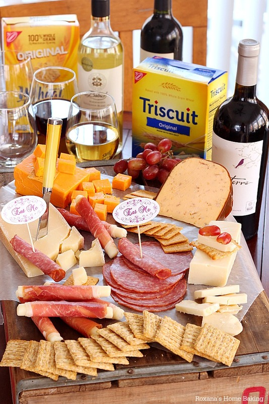 Easy tips for an unforgettable wine and cheese party