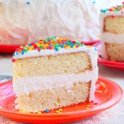 Vanilla bean cake with vanilla bean buttercream recipe